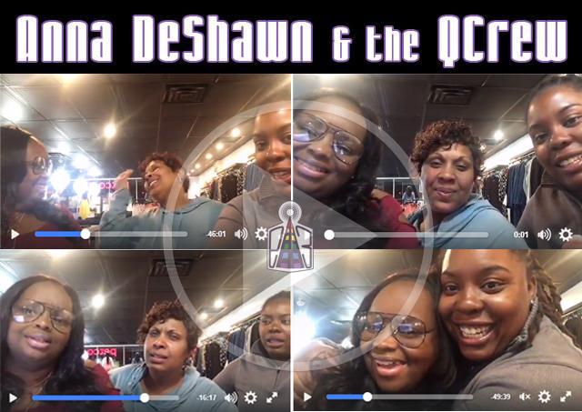 BANGTEL with Anna DeShawn & the QCrew