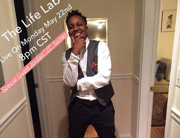"""The Life Lab:Episode 40 """"Mindful & Purposeful Living =Financial Liberation"""" w/JT"""