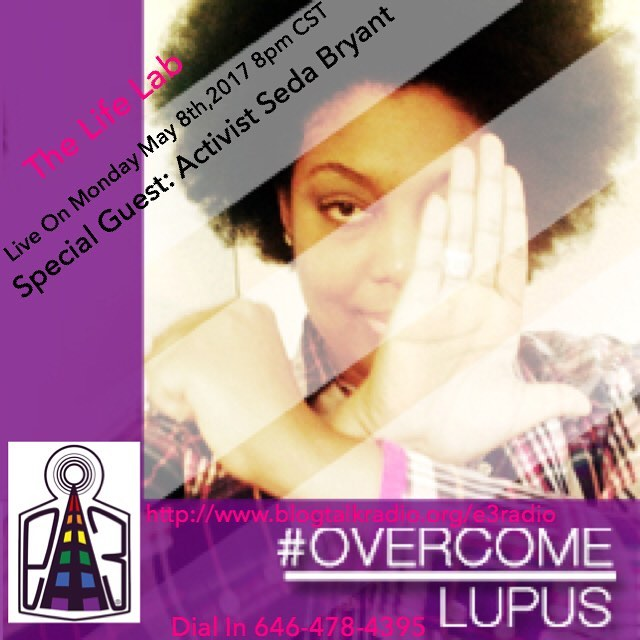 """The Life Lab: Episode 39 """"Lupus Warriors Standing Strong"""" with Seda and Tim"""
